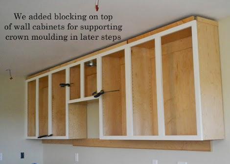 Installing kitchen cabinets momplex vanilla kitchen for Attaching kitchen cabinets to wall