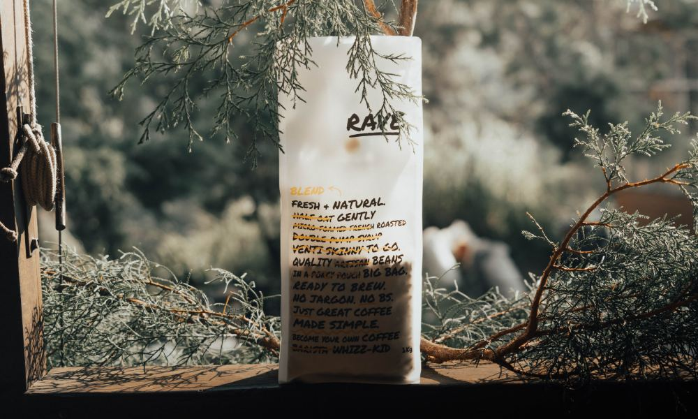 recyclable ldpe coffee bag