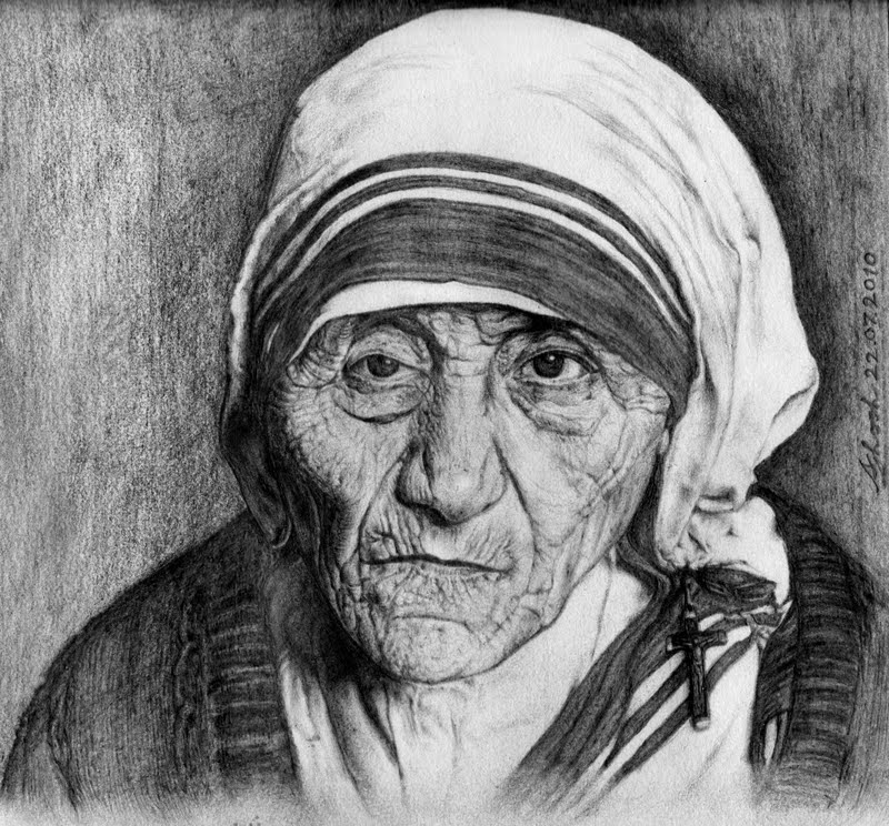 role model mother teresa Mother teresa is the example of a model catholic her work reflected acts of charity god expects all catholics to do mother teresa is not just an outstanding being a young catholic, emily sees mother teresa as a role model and reminder of what it means to be a true catholic emily hopes that this.