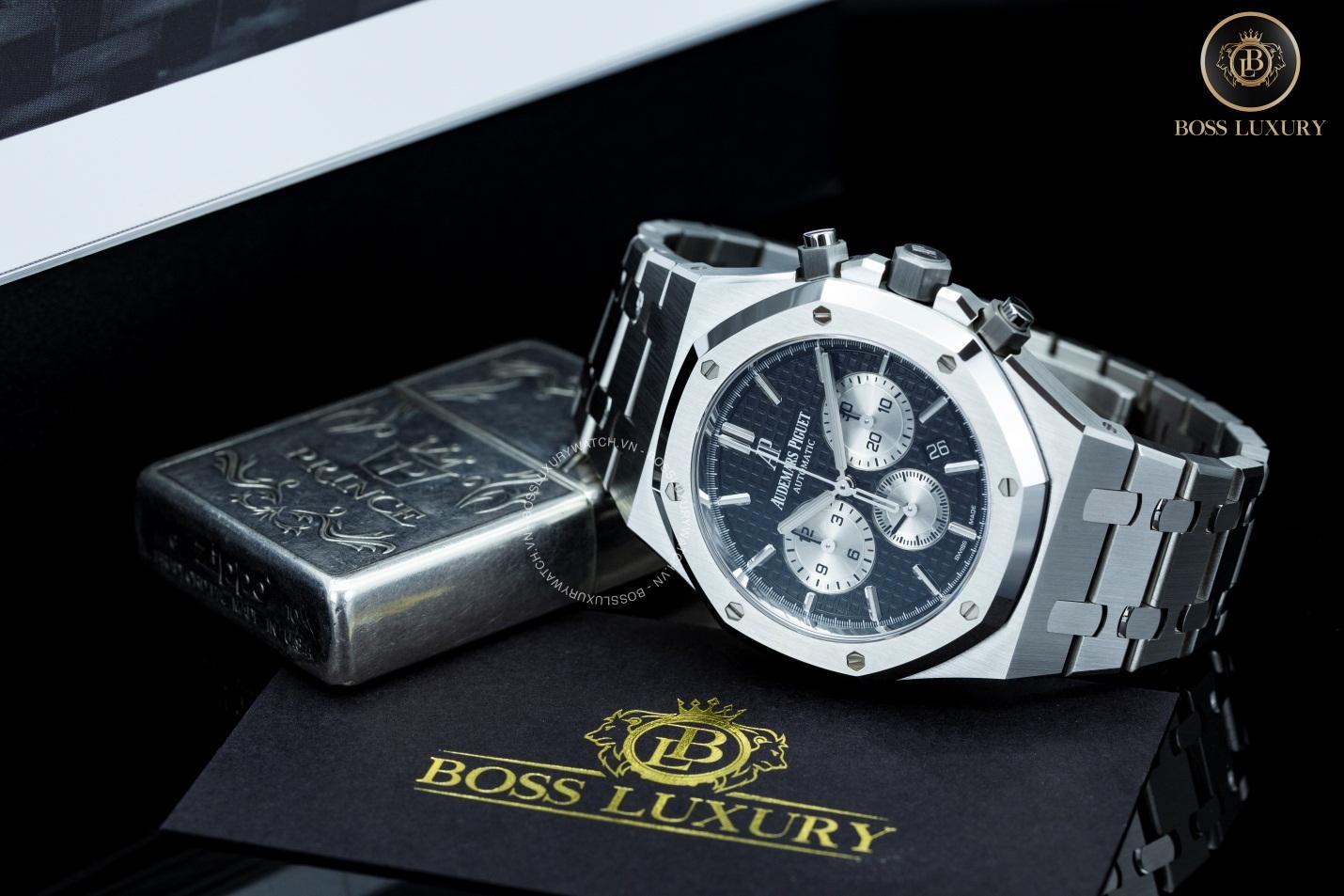 Boss Luxury mách bạn 5 mẫu đồng hồ nam tuyệt đẹp theo từng phong cách - Ảnh 4