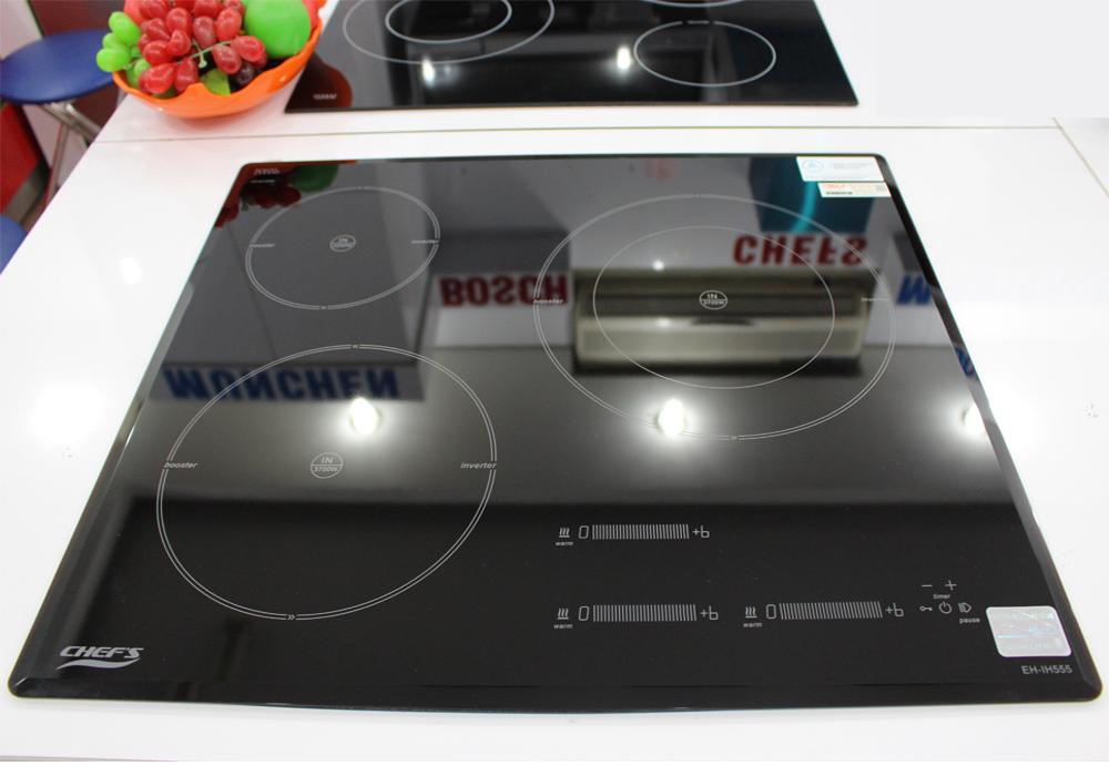 Bếp Chefs EH IH555 được tích hợp nhiều chức năng hữu ích cho cuộc sống con người