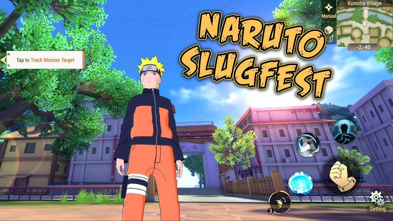 Tựa game thế giới mở Naruto: Slugfest ấn định ngày ra mắt, làng Lá được tái hiện chân thực - Ảnh 1.