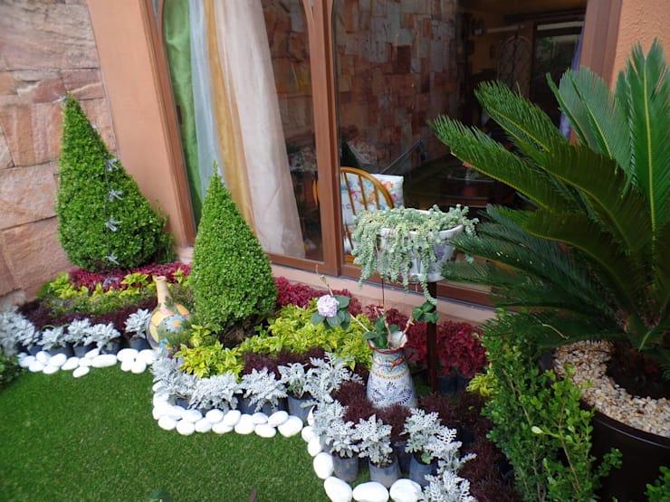 Jardins por 3HOUS