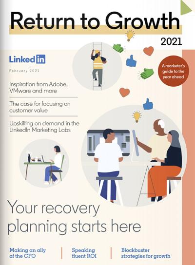 LinkedIn Return to Growth magazine