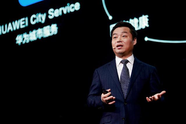 Huawei leva a transformação digital às indústrias através de soluções HMS inovadoras