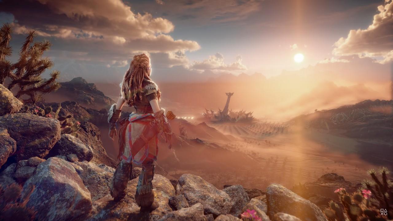 Horizon Forbidden West. (Foto: Reprodução/Youtube/PlayStation)