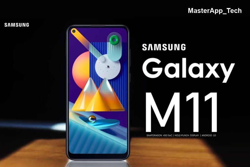 Samsung M11 Specification.