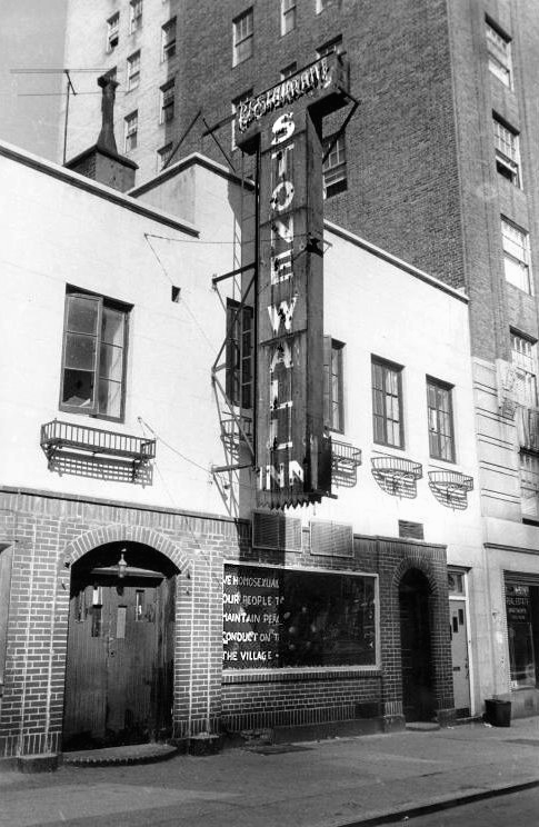 Stonewall Inn is where the history of Pride Month began.