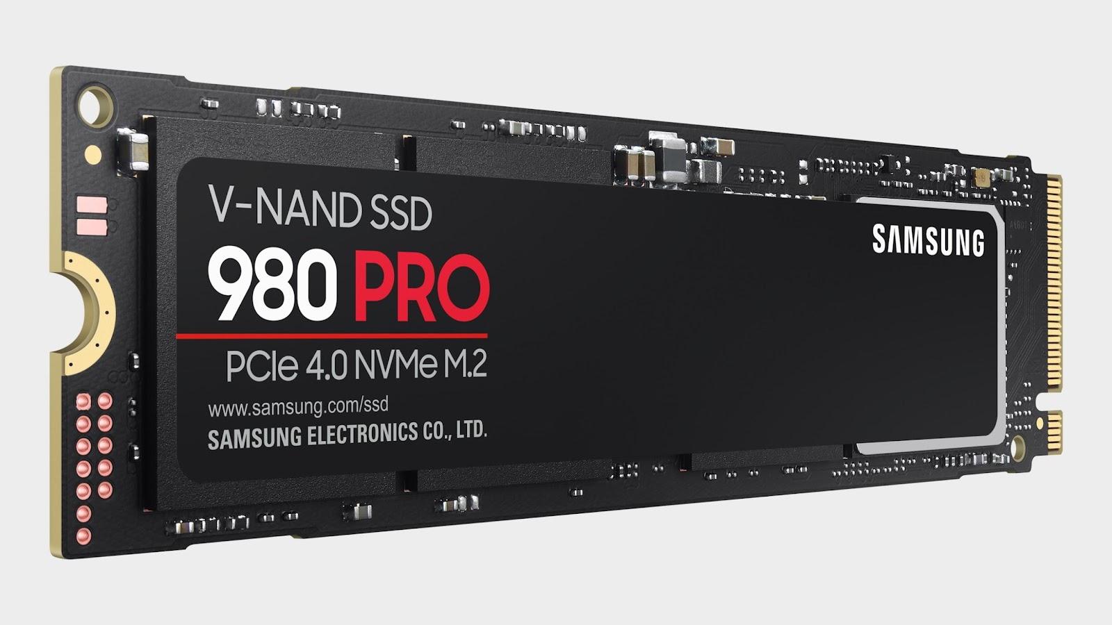 Samsung NAND SSD 980 Pro