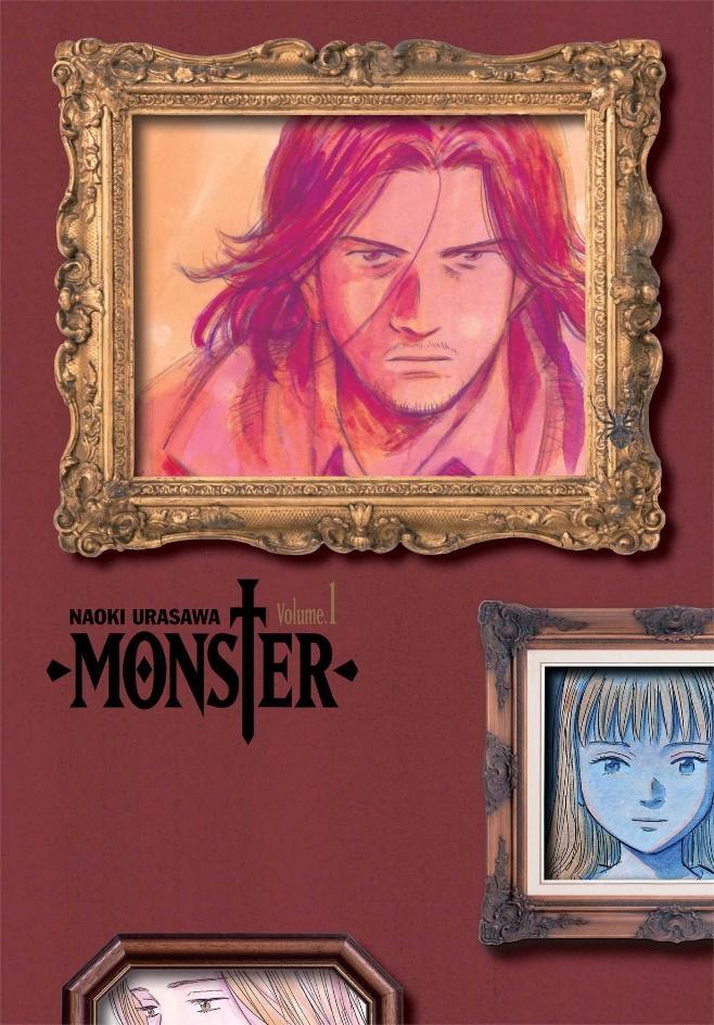 Monster by Naoki Urasawa