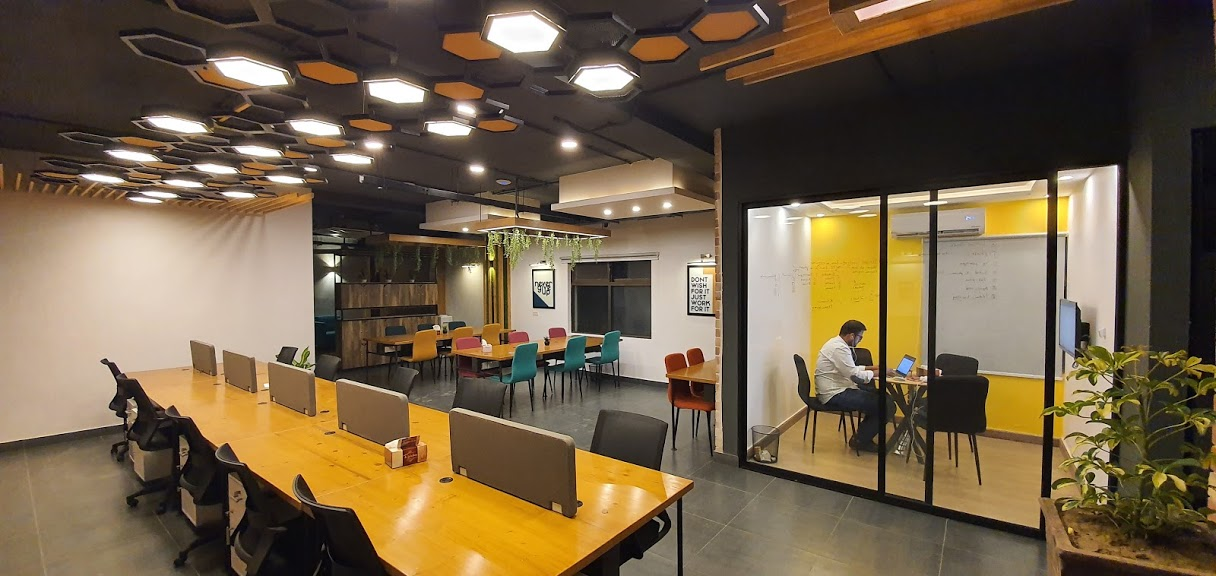 Best Coworking Space in Lahore- Kickstart