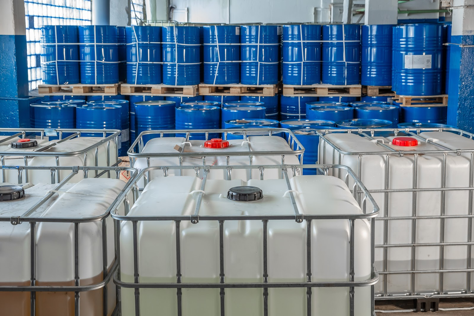 liquid chemical packaging solutions
