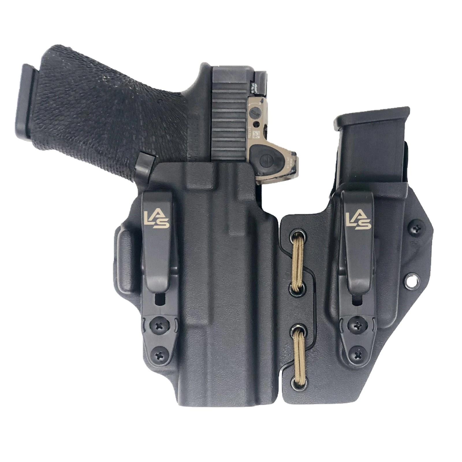 LAS Concealment Ronin 3.0 glock iwb holster