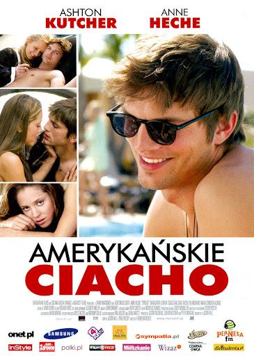 Przód ulotki filmu 'Amerykańskie Ciacho'