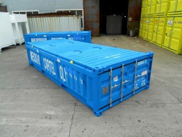 Container Half Height
