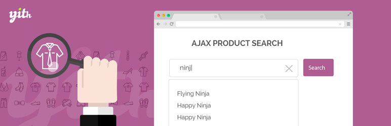 Plugin WooCommerce - YITH WooCommerce Ajax Search
