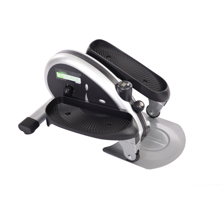 Stamina InMotion E1000 Compact Strider has a good weight-bearing capacity that can be used while standing