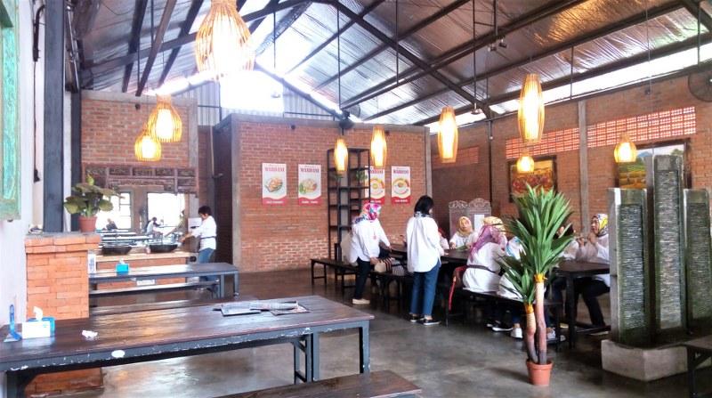 Restoran Warung Wardani Kuta