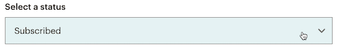 El cursor hace clic - Estado del contacto - Subir archivo