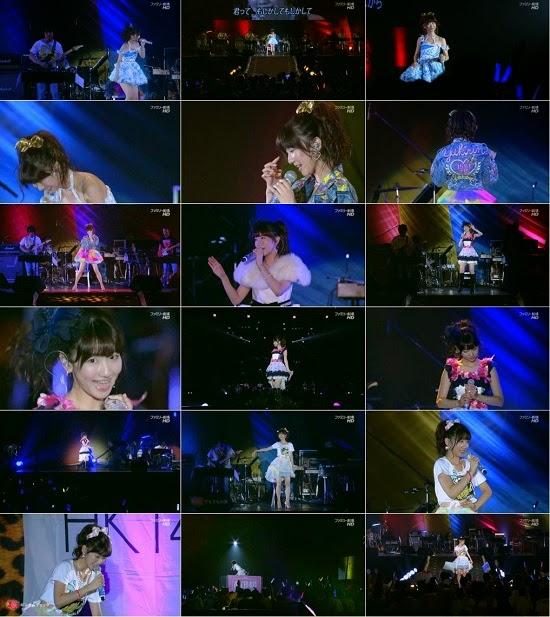 (TV-Variety)(720p) AKB48グループ 夏祭り 柏木由紀ソロライブ 141101