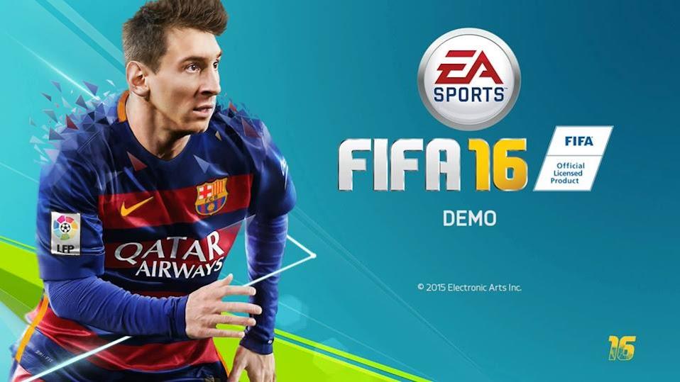 LA DEMO DI FIFA 16!