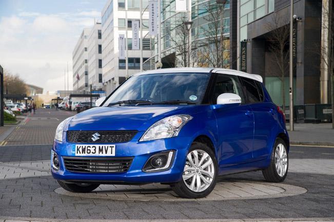 Địa chỉ mua Phu Tung Suzuki Swift 2014 giá tốt nhất thị trường