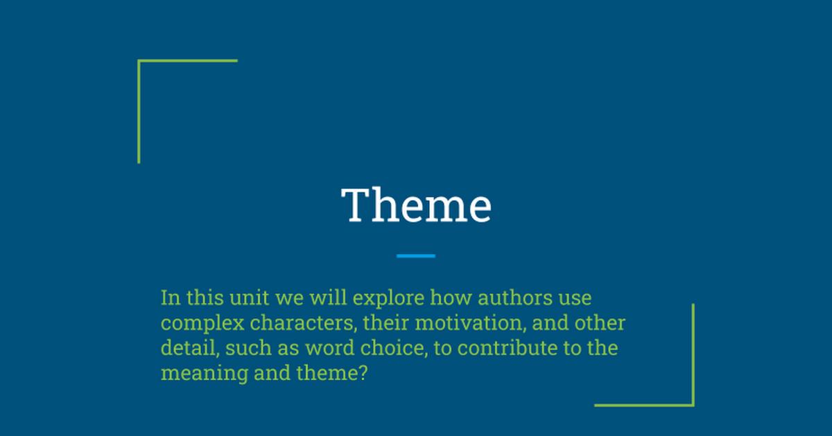 theme google slides