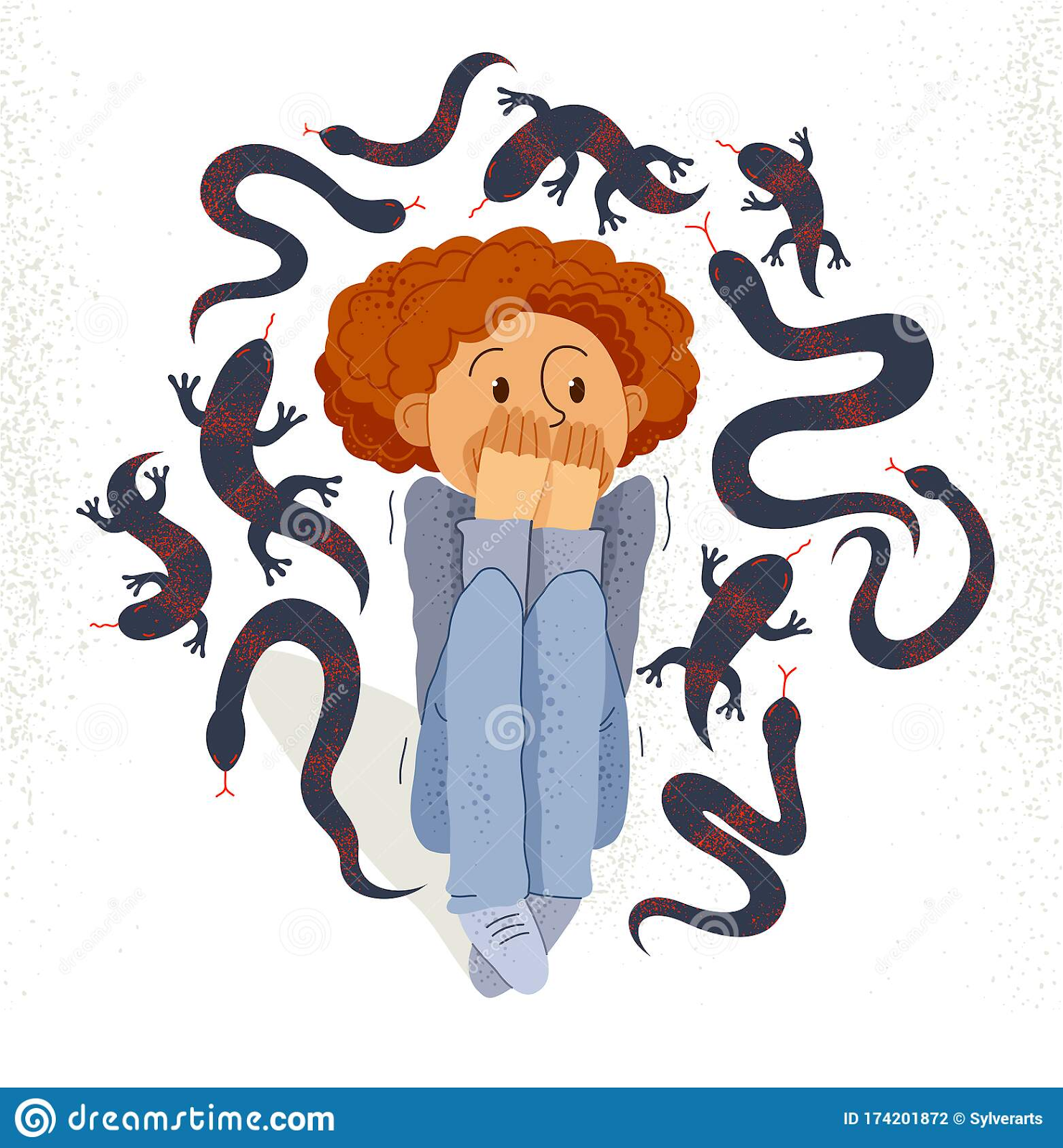 What is Herpetophobia? (A Comprehensive Guide)