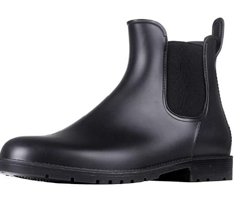 Asgard Women's Ankle Rain Boots
