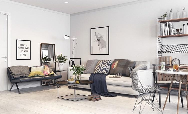 Những đặc điểm nổi bật trong thiết kế nội thất Bắc Âu – Scandinavia - ivi