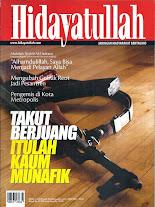 emajalah Hidayatullah Edisi Juli 2014