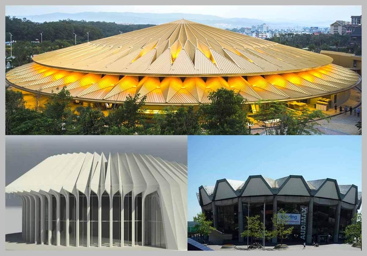 folded-plate-roof