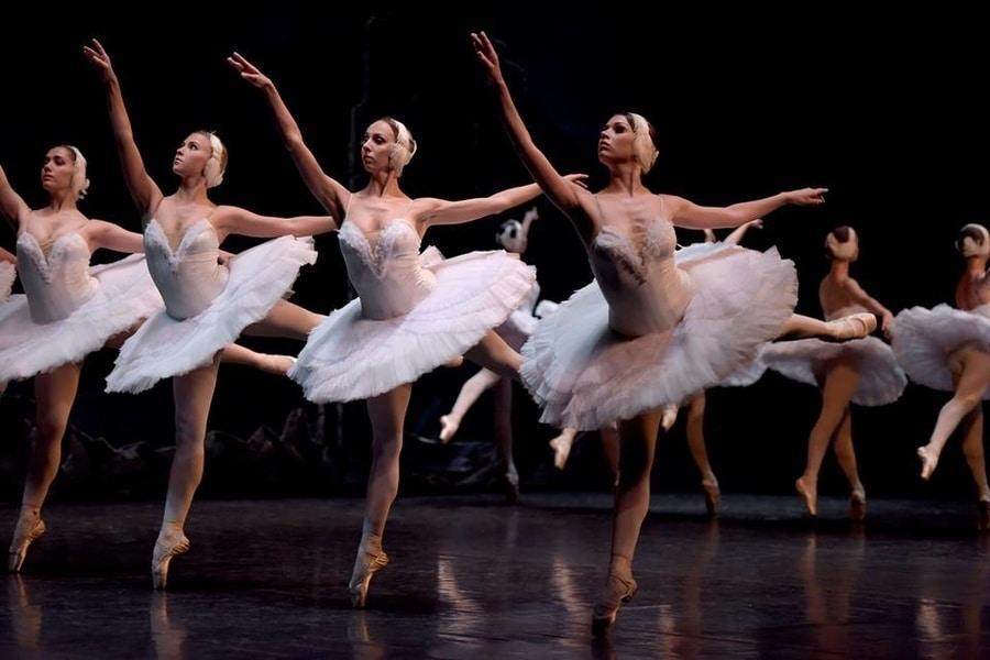 Russian Ballet, School trip to Russia