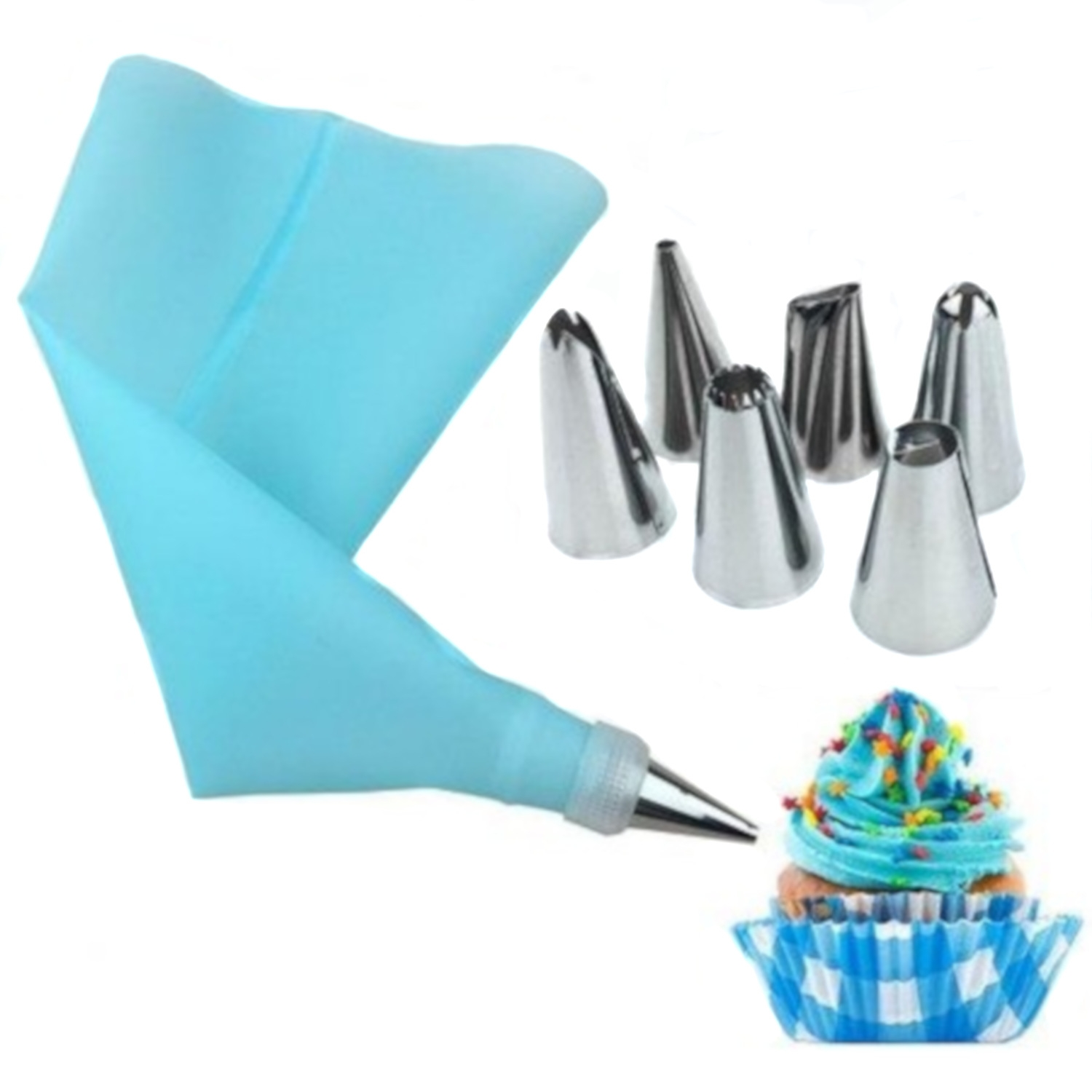 Cake Piping Pastry Converter Nozzle - Understanding the ...