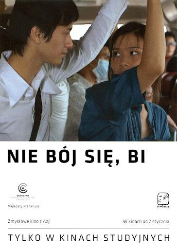 Przód ulotki filmu 'Nie Bój Się, Bi!'