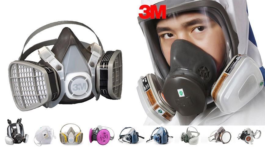 Các sản phẩm mặt nạ phòng độc chất lượng