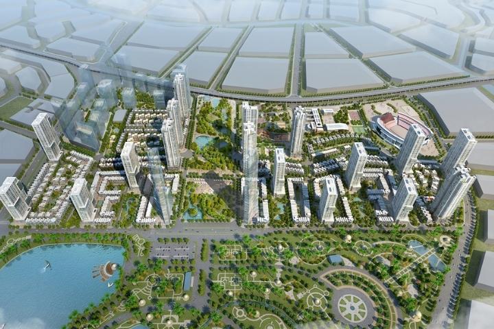 Thiết kế cảnh quan thể hiện được sự hiện đại của các đô thị