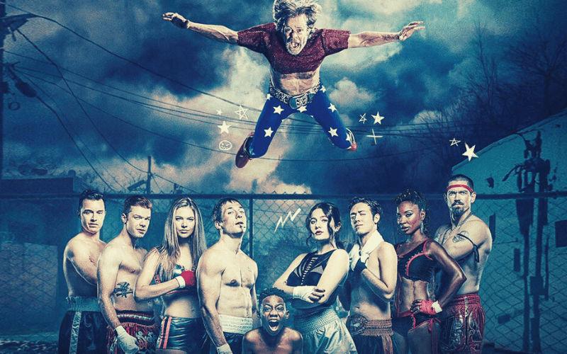 Shameless Season 11 poster new web series on netflix