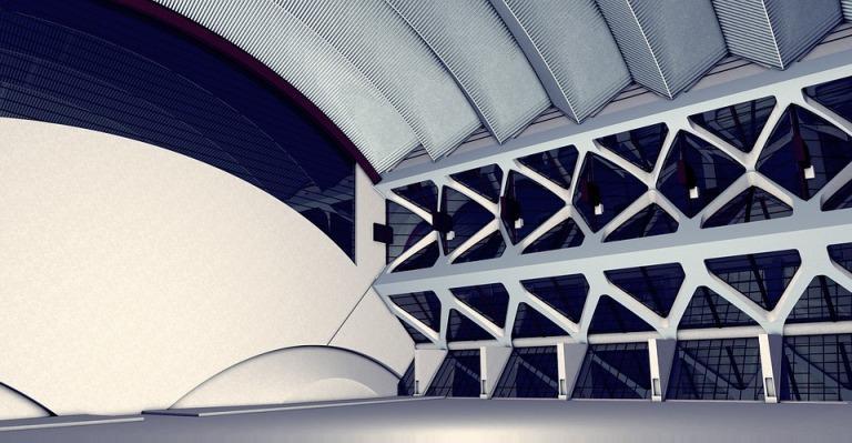 Xu hướng tạo ra không gian vô hạn cho công trình kiến trúc