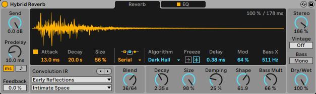 Hybrid Reverb