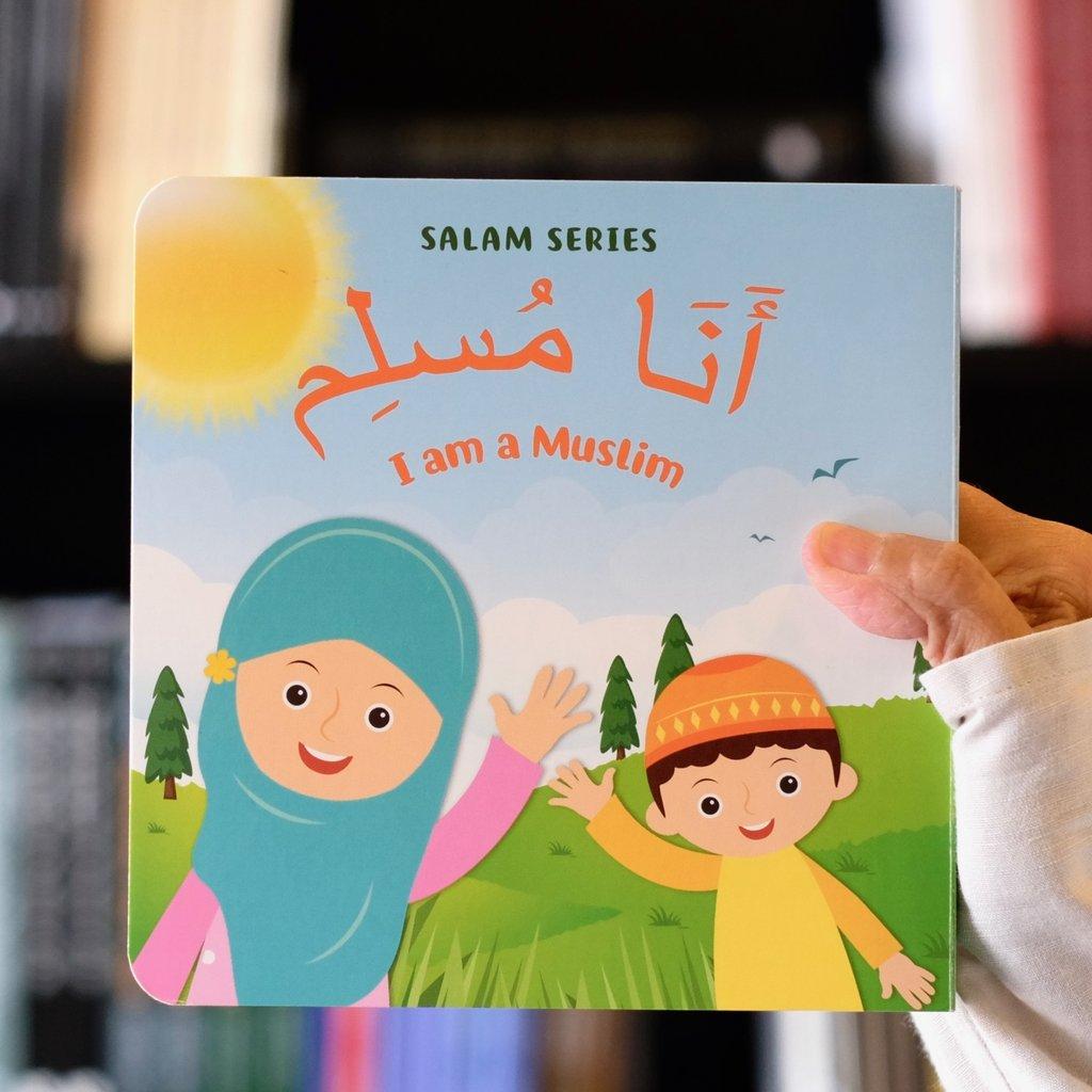 I am a Muslim Best Islamic book for kids