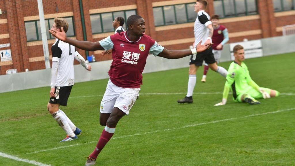 Joel Mumbongo | Burnley Football Club