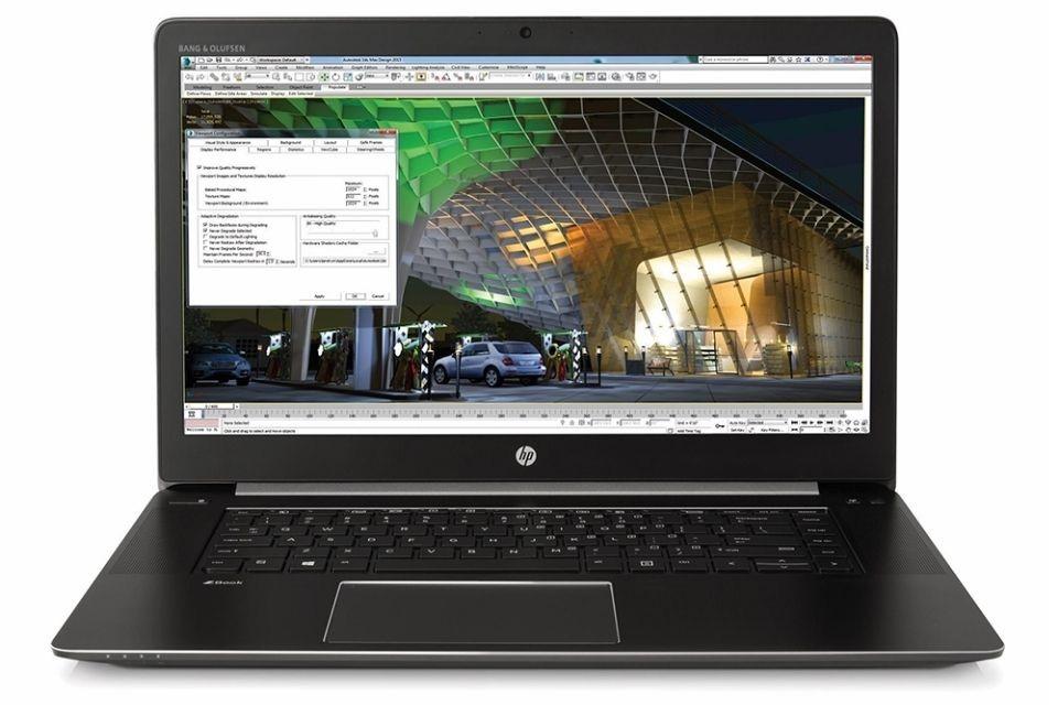 Máy tính trạm HP Zbook