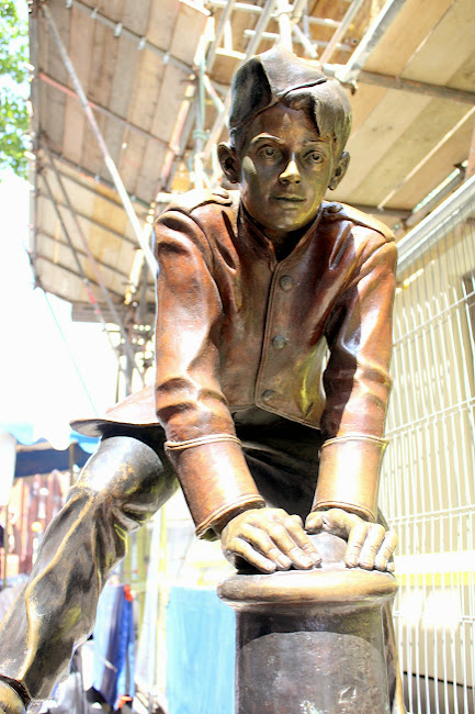 切尔西的雕塑,伦敦