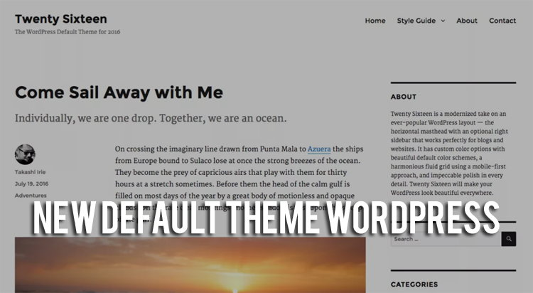 Kompi Flexible, Responsive Blogger Template