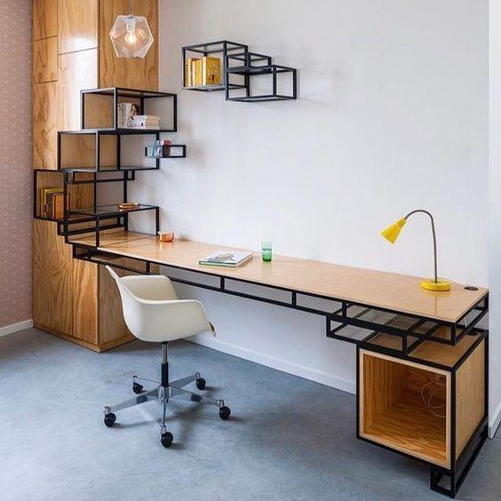 Mẫu phòng làm việc đẹp được ưa chuộng nhất 2019