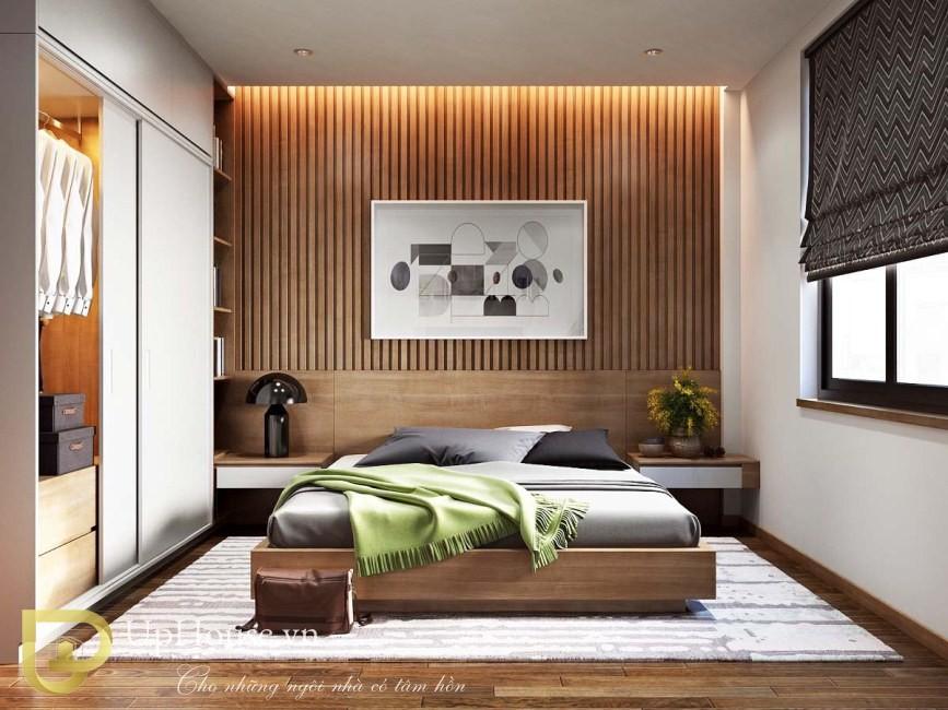 Kết quả hình ảnh cho Phòng ngủ đơn giản  uphouse.vn