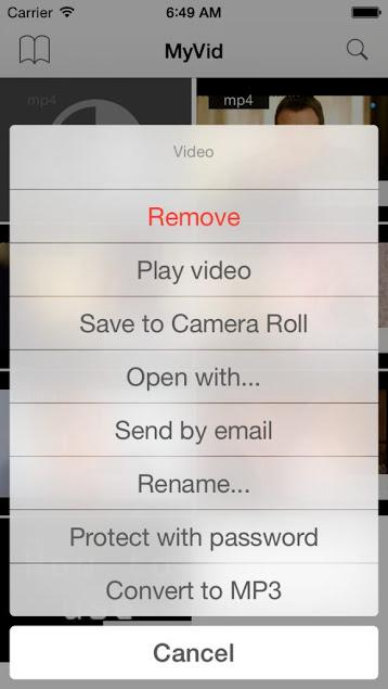 MyVid تنزيل يوتيوب للجوال