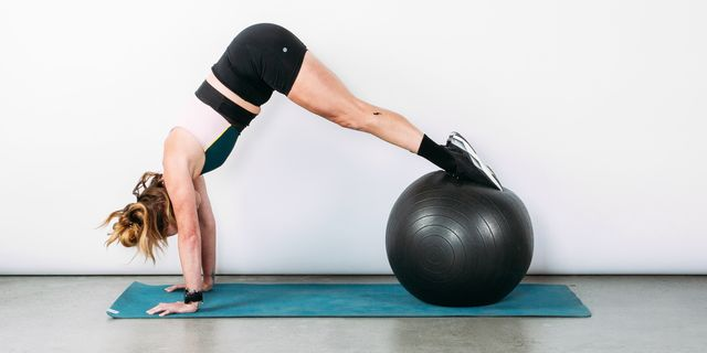 Miraculous Benefits Of Using Exercise Ball As Your Chair