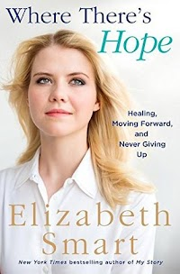 Release Date -  3/27  In her fearless memoir, My Story, Elizabeth Smart related, for the first time, the horrific experiences she went through as a fourteen-year-old girl, when she was abducted from her home and held captive for nine months. Since then, she's traveled the world as the president of the Elizabeth Smart Foundation, sharing her story in the hopes of helping others along the way.  Over and over, Elizabeth hears the same question from women who've gone through horrible experiences: How do you find the hope to go on? In this powerful book, she seeks out others who have overcome adversity to help find the answers. Through conversations with victims of violence, disease, war, and the loss of loved ones, Elizabeth explores the meaning and power of hope to heal our lives.  Through discussions with well-known figures like Anne Romney and Diane Von Furstenburg, spiritual leaders like Archbishop John C. Wester and Elder Richard Hinckley, and her own parents, Ed and Lois Smart, Elizabeth gives readers the tools they need to take control and embrace life.